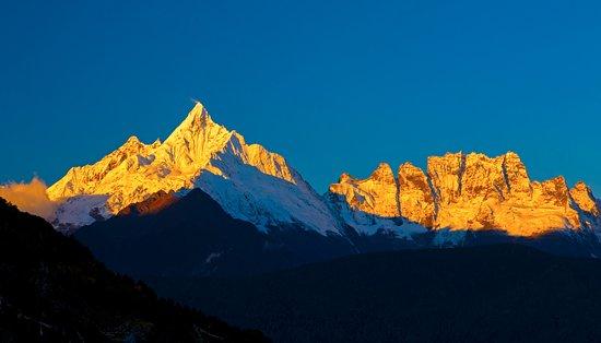 Deqin County, Китай: Meili Snow Mountain #3