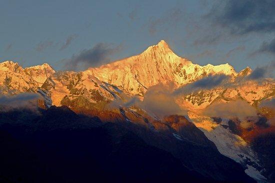 Deqin County, Китай: Meili Snow Mountain #4
