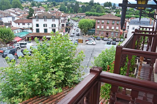 Hotel les pyrenees saint jean pied de port frankrike - Hotel des pyrenees saint jean pied de port ...
