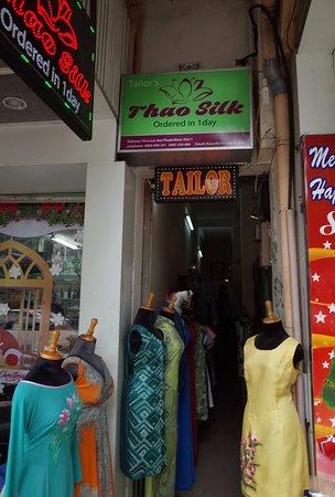 Thao Silk