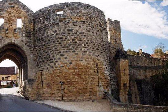 Domme, Frankreich: tour