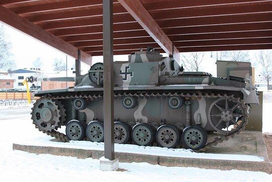 German Self-Propelled Gun StuG III