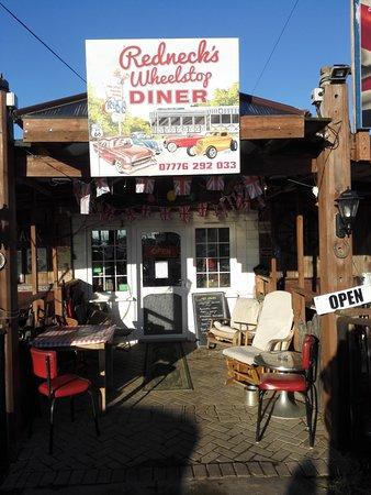 Redneck Wheelstop Diner