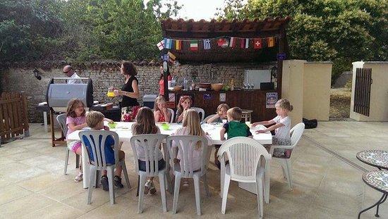 Asnieres-la-Giraud, Francia: photo4.jpg