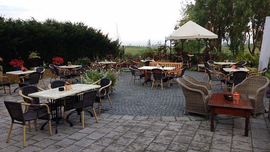 Nieuwveen, Nederland: Open area of the restaurant