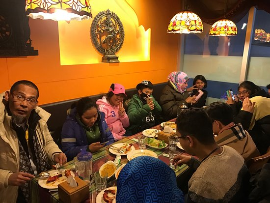 Halal Food In Korea Picture Of Pooja Restaurant Seoul Tripadvisor