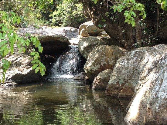 Morogoro, Τανζανία: small waterfall on way to larger