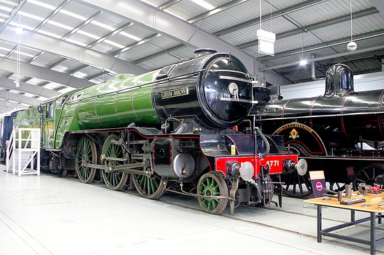 ‪Locomotion: The National Railway Museum at Shildon‬
