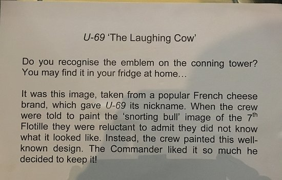 Ilchester, UK: Funny - remind me of Cow Cheese :)