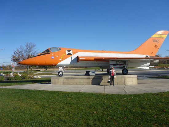 Wapakoneta, OH: F5-D Skylancer NASA