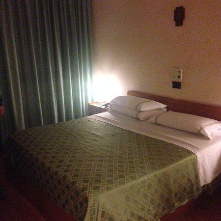 Hotel Sasso: la camera