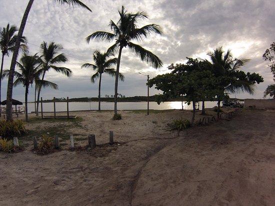 Alcobaca, BA: Rio Itanhém, Barra do Itanhém e Mangue