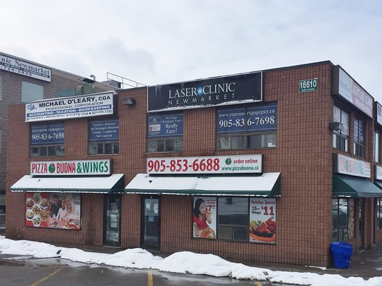 Pizza Buona & Wings - Newmarket ON