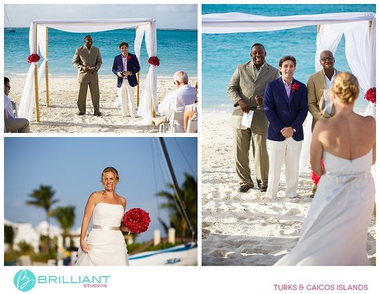 The Sands at Grace Bay - Weddings!
