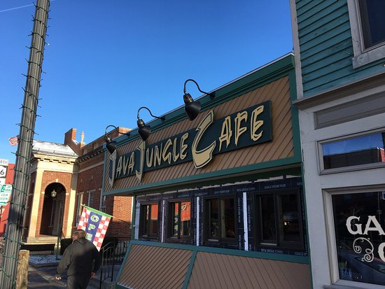 Dansville, NY: Java Jungle