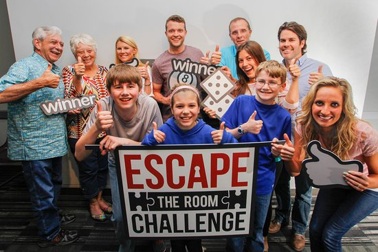 ‪Escape The Room Challenge‬