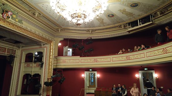 Гёрлиц, Германия: Gerhart-Hauptmann-Theater Gorlitz