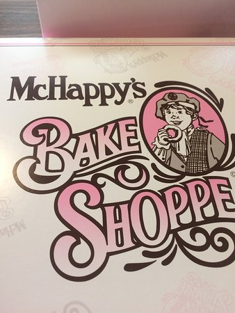 McHappy's is the best donut shop in Belpre!