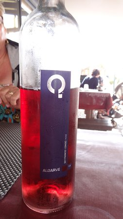 Vila do Bispo, Portugal: excellent Algarve Rosé