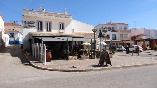 Vila do Bispo, Portugal: le restaurant