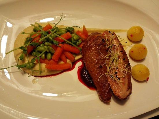 Birstonas, Λιθουανία: Restoranas Kurhauzas