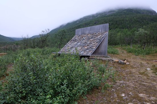 Birtavarre, Norway: Sleeping hut