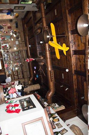 El Tranvía Coffee Shop: Decoración navideña!