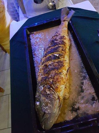 CasaDani: ....schon wieder lecker Fisch, hmmmmm