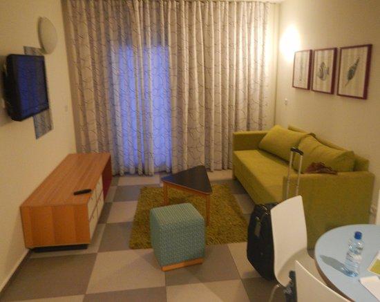 Nova Like Hotel Eilat - an Atlas Hotel: Sitting area