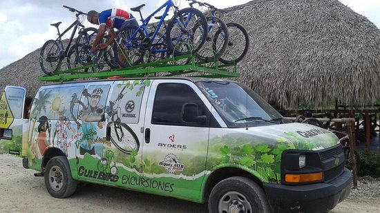 Higuey, Dominican Republic: Excursiones en mountain bike