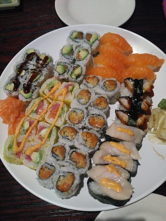 Peachy All You Can Eat Review Of Mizumi Hibachi And Sushi Download Free Architecture Designs Scobabritishbridgeorg