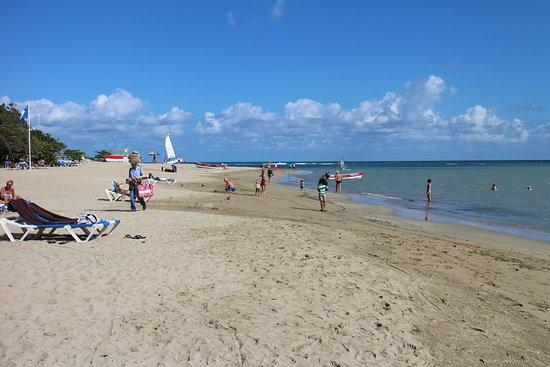 Sunscape Puerto Plata Dominican Republic Beach At