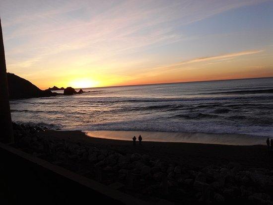 BEST WESTERN PLUS Lighthouse Hotel: Beach sunset