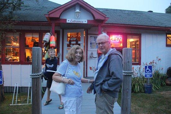 Phippsburg, ME : Lobster House