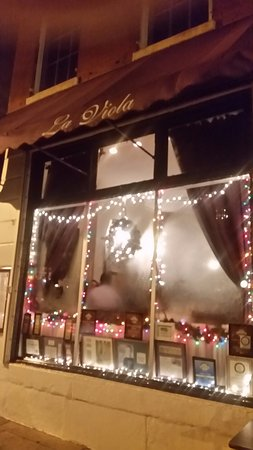 La Viola East Restaurant Philadelphia