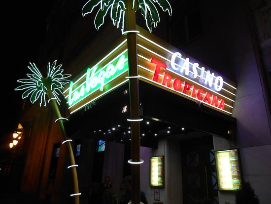 tropicana casino budapest