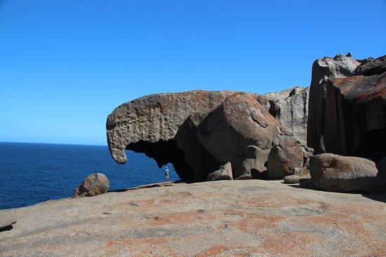 Cygnet River, Australia: Remarkable Rocks, Kangaroo Island, South Australian