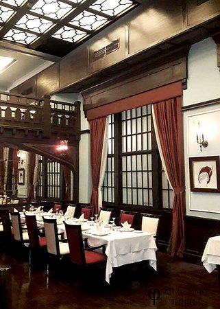 Santa Lucia Restaurant: Ground floor