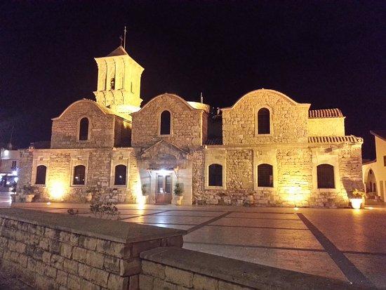 Illuminazione esterna picture of saint lazarus church larnaca