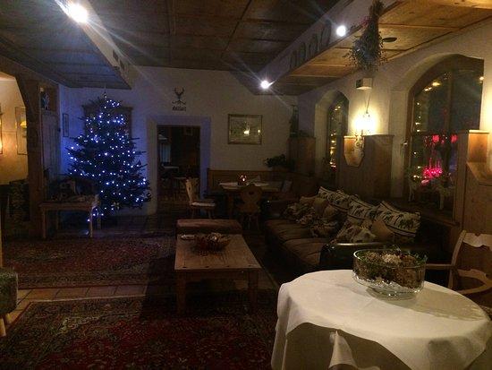 Alpin Hotel: Lobby