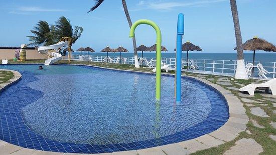 Jacumã, PB: Hotel Pousada Corais de Carapibus