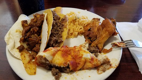 Menu Or Buffet 1 Mexican Buffet In Orlando Review Of El Potro