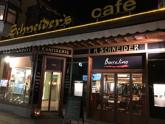 Schneider's Café Restaurant : photo0.jpg