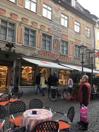 Eiscafe Hohes Schloss