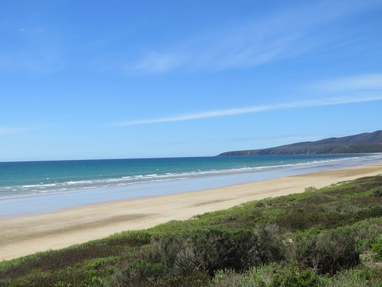 Narawntapu National Park: The beach