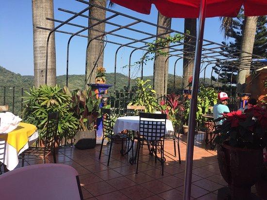 Vistas De La Terraza De Cayo S Picture Of Los Cayos