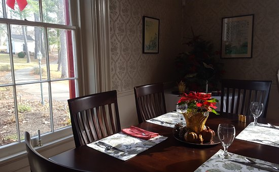 Rocky Mount, Virginie : Dining Room of The Early Inn at the Grove