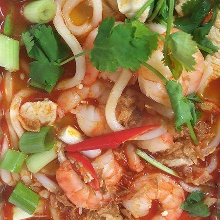 Pikku Thai : Ruoka