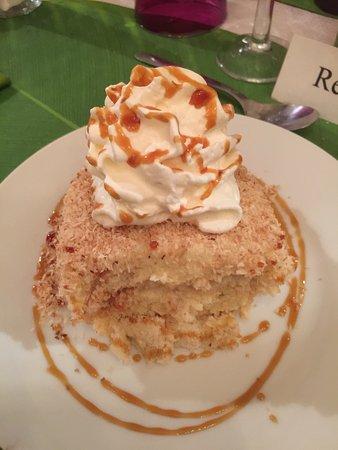 Serres, Francia: Restaurant Vanille Cafe