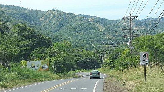 Rincon de La Vieja, Costa Rica: Drive to tours